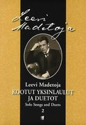 Leevi Madetoja: Solo Songs and Duets 2
