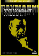 Sergei Rachmaninoff: 6 Romances, Op. 4 - for very low voice