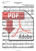 Trad. (arr. John Stainer): The First Noel (Solo song)