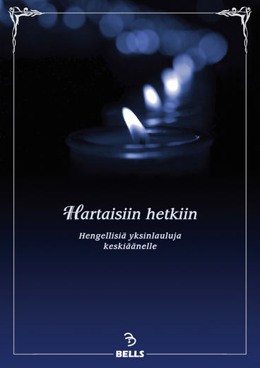 Hartaisiin hetkiin - for middle voice