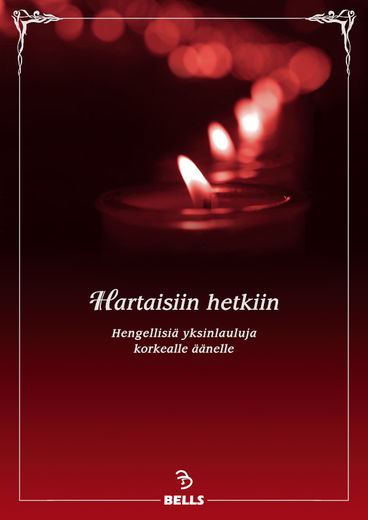Hartaisiin hetkiin - for high voice