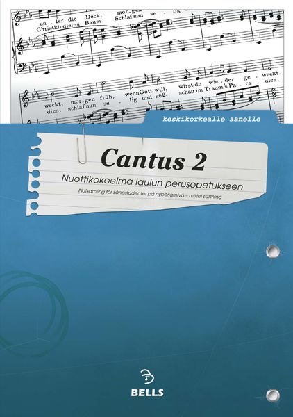 Cantus 2 - for middle voice